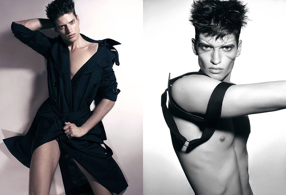 VIKTOR EGYED BY VINCE BARATI FOR FASHIONISTO EXCLUSIVE