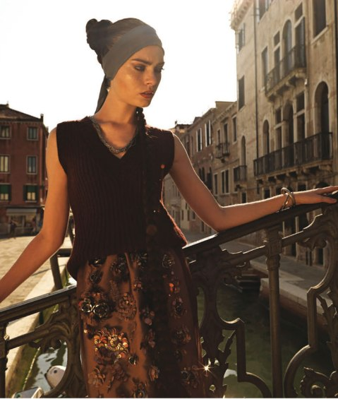 Tegan by Andrea Sudati for L'Officiel Hellas