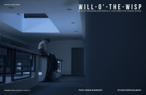 Will-o'-The-Wisp by Jovana Mladenovic for DESIGN SCENE