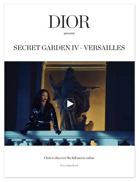 SECRET GARDEN IV – VERSAILLES – LONG VERSION