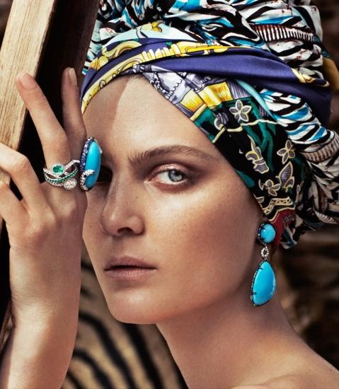 Marina Perez for Rabat Campaign 2015 by Xavi Gordo