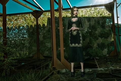 Karolina Warzecha by Daniel Korzewa for Art&Business