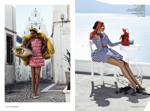 La Chica del Sol by Maciej Bernas
