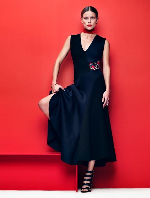 MASHA NOVOSELOVA BY LÉA NIELSEN FOR L'OFFICIEL PARIS NOVEMBER 2015