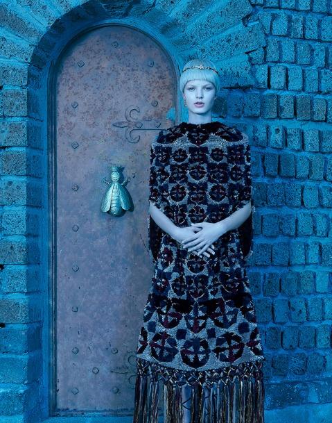 Mirabilia. Special Valentino Haute Couture - Lucia Giacani for ODDA Magazine