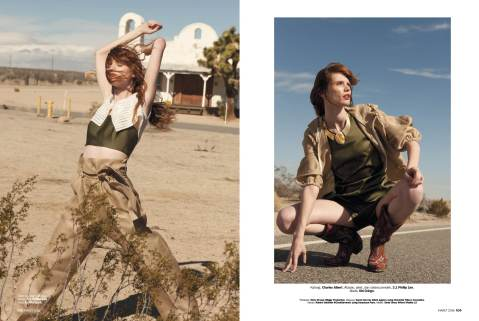 Marie Claire Indonesia March Issue by Ryan Jerome