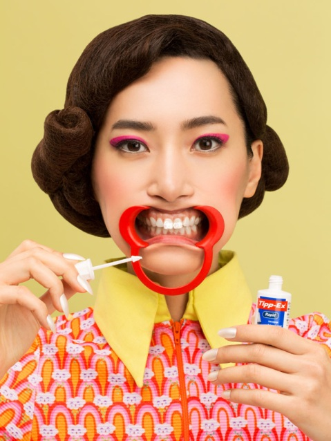 Spa Days: Aleksandra Kingo for Schön!